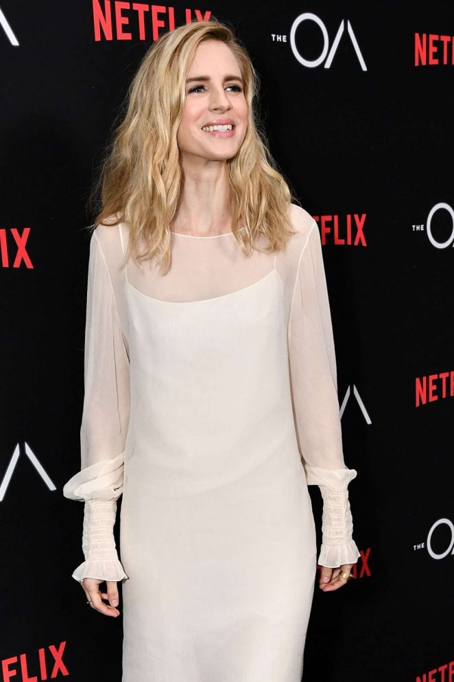 Brit Marling - 'The OA' TV series screening in Los Angeles