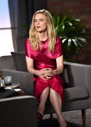 Brit Marling - Variety Studio: Actors on Actors in Los Angeles