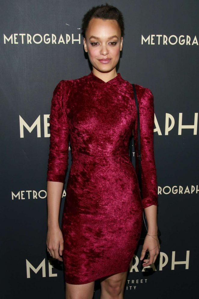 Britne Oldford - Metrograph 2nd Anniversary Party in New York
