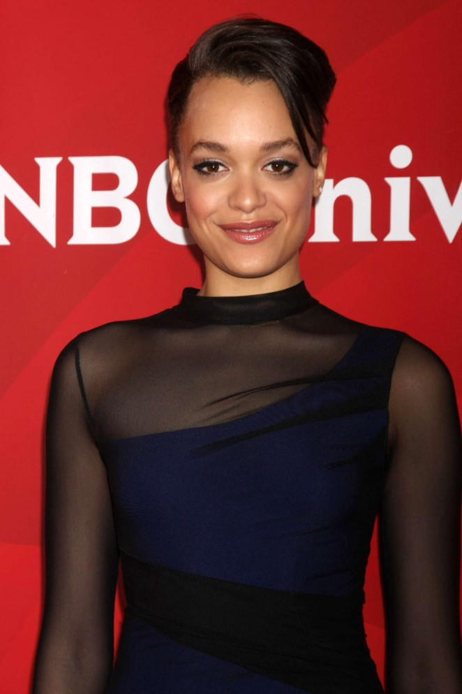 Britne Oldford - NBC Universal Winter Press Tour 2016 in Pasadena