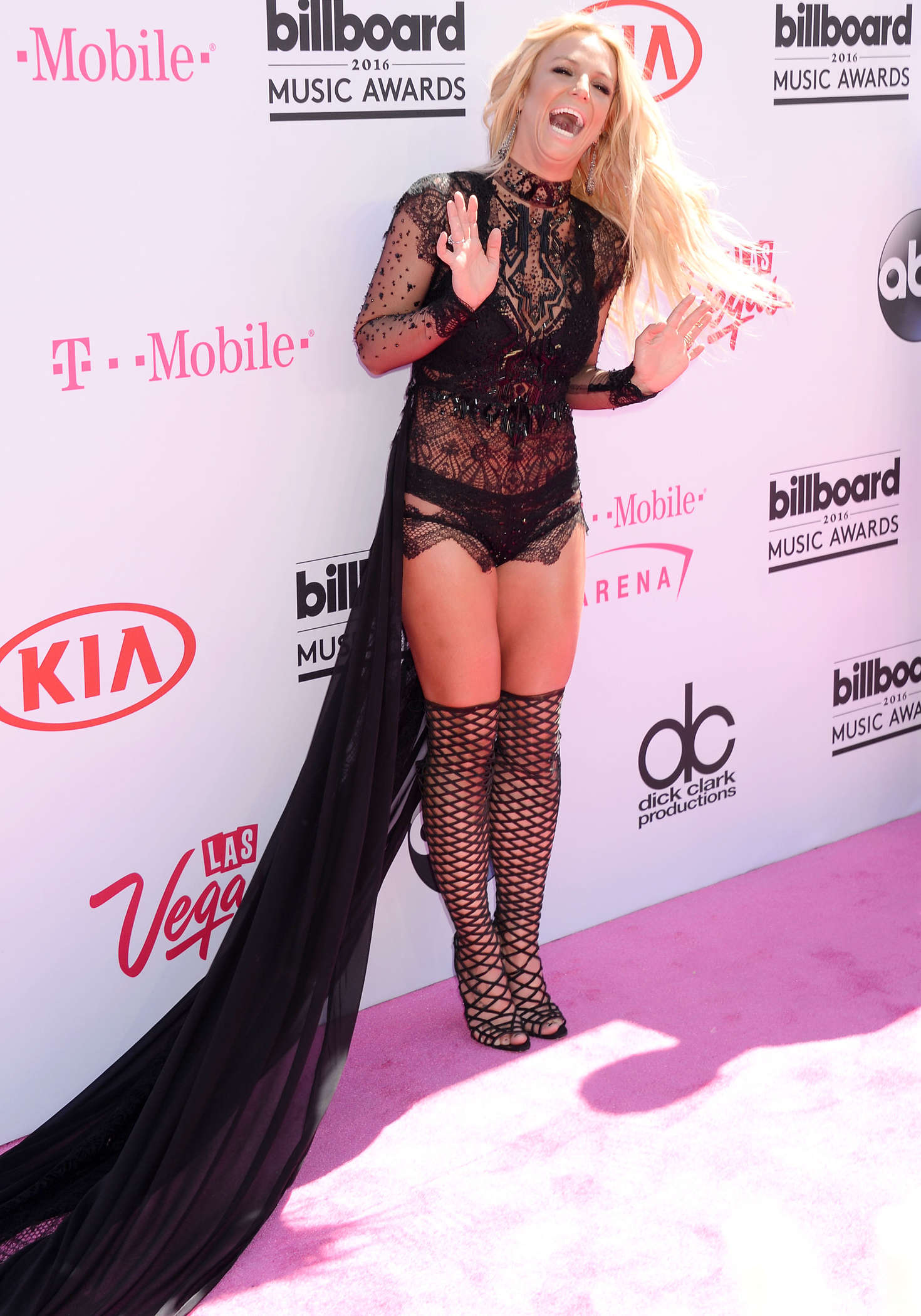 Britney Spears: 2016 Billboard Music Awards -09 - GotCeleb Britney Spears Las Vegas