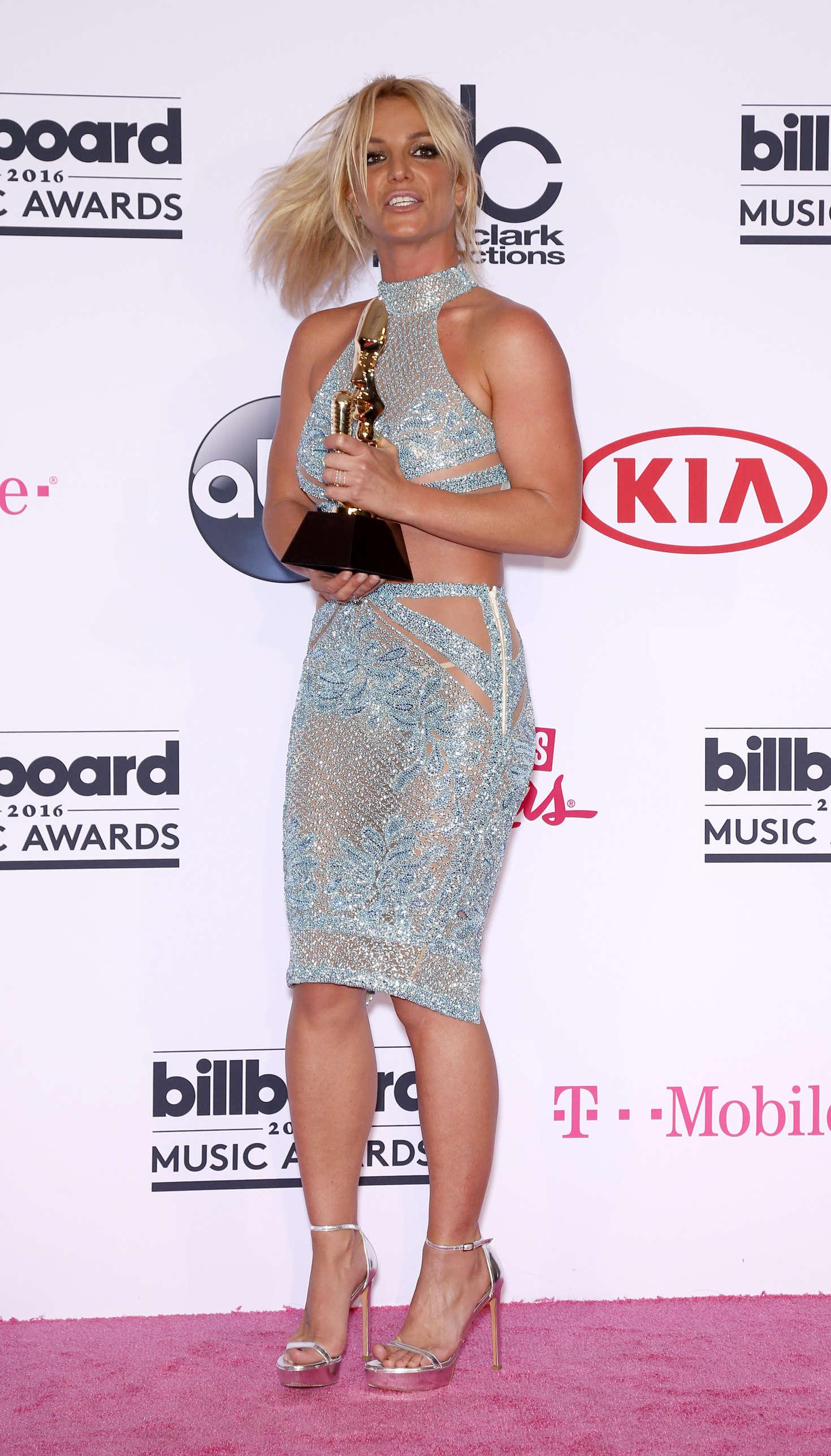 Britney Spears: 2016 Billboard Music Awards -40 | GotCeleb