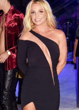 Britney Spears - 2016 MTV Video Music Awards in New York City