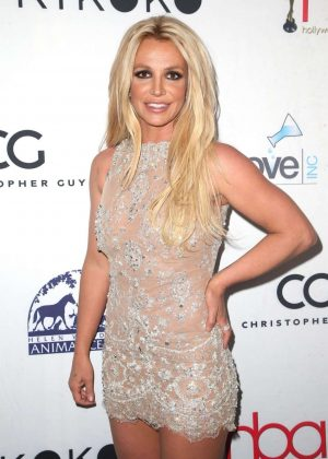 Britney Spears - 2018 Hollywood Beauty Awards in Los Angeles