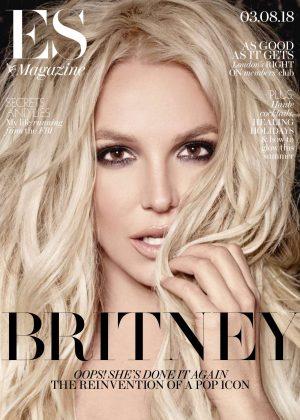 Britney Spears - Evening Standard Magazine (August 2018)