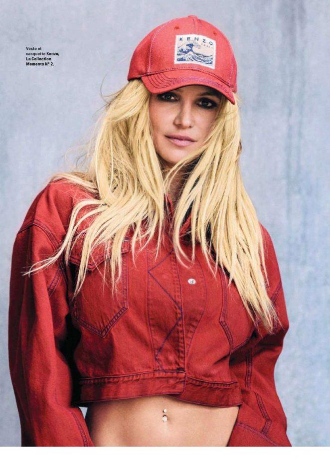 Britney Spears - Grazia Magazine (March 2018)