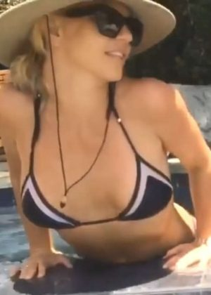 Britney Spears in Bikini - Instagram