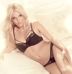 Britney Spears - Intimate Collection Clothes Line 2015