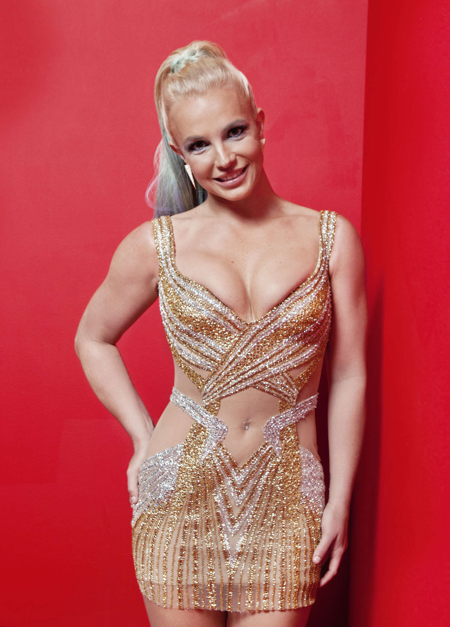Britney Spears  Mtv Video Music Awards 2015 Photoshoot -3389