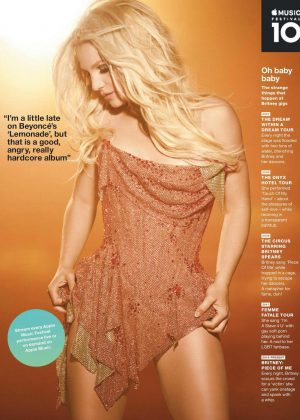 Britney Spears - NME Magazine (September 2016)