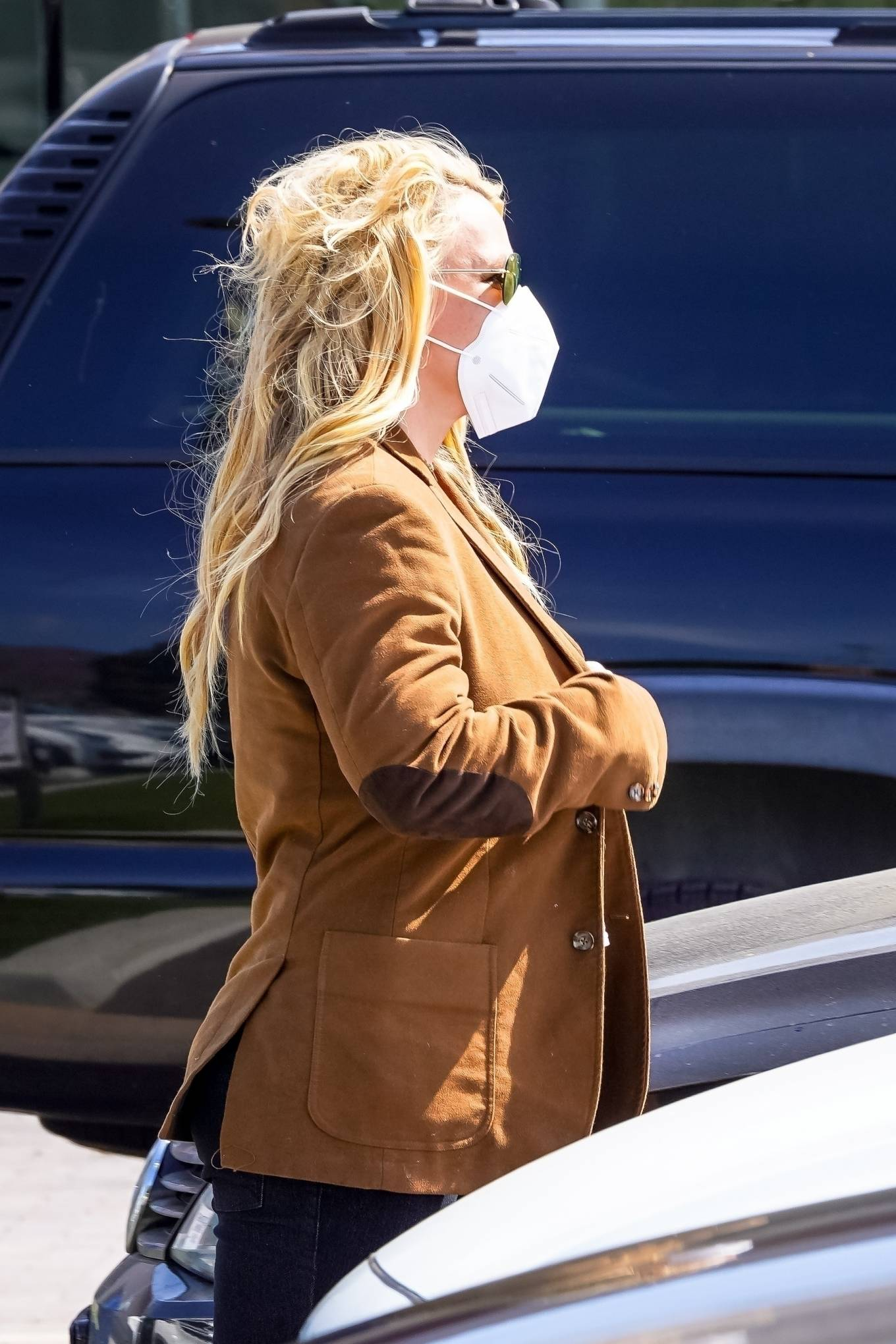 Britney Spears 2021 : Britney Spears – Out for shopping -17