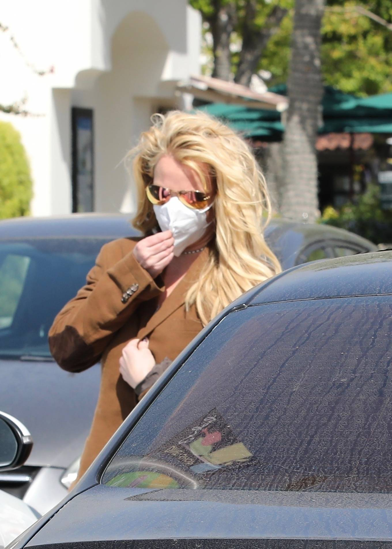 Britney Spears 2021 : Britney Spears – Out for shopping -23