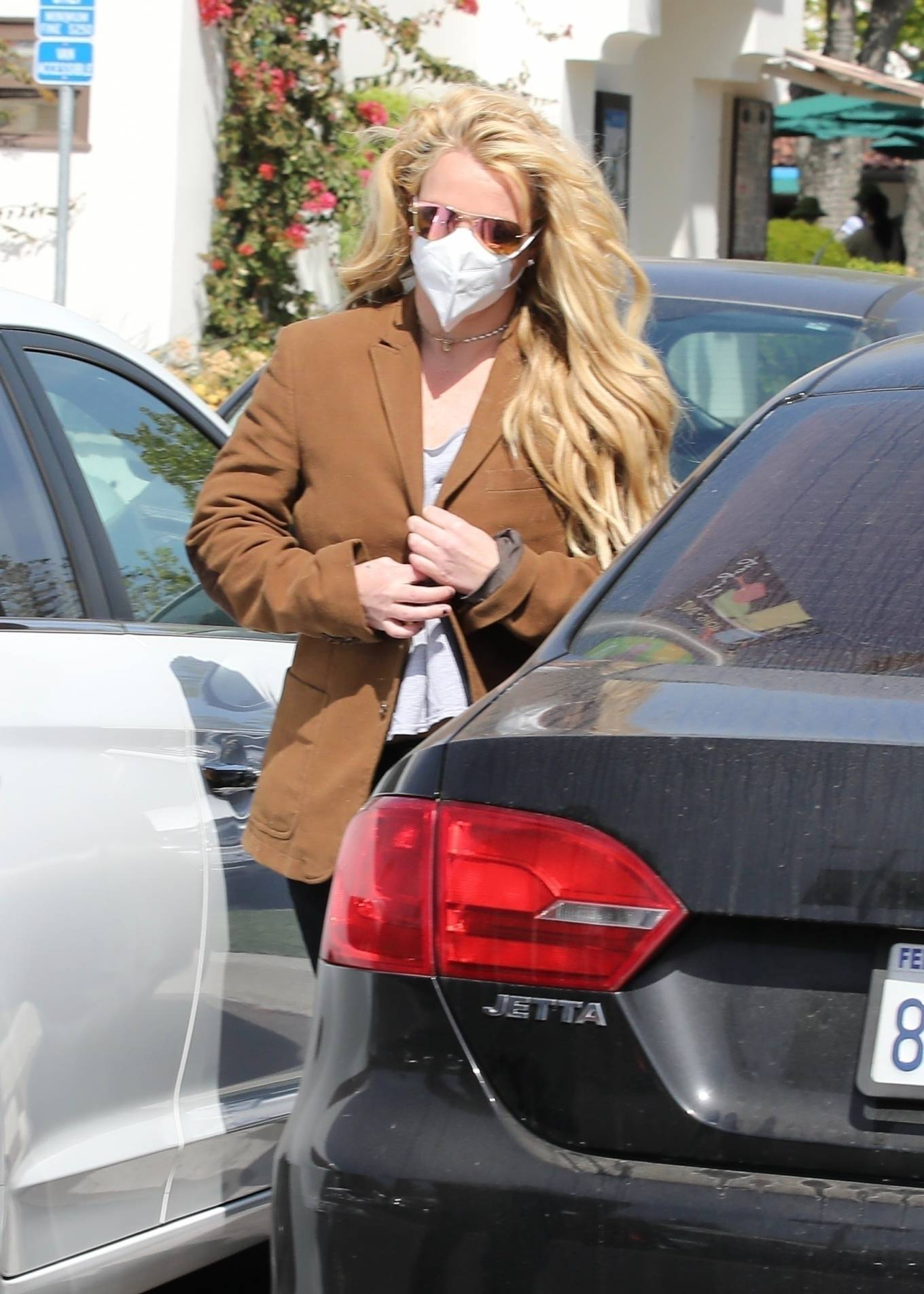 Britney Spears 2021 : Britney Spears – Out for shopping -26
