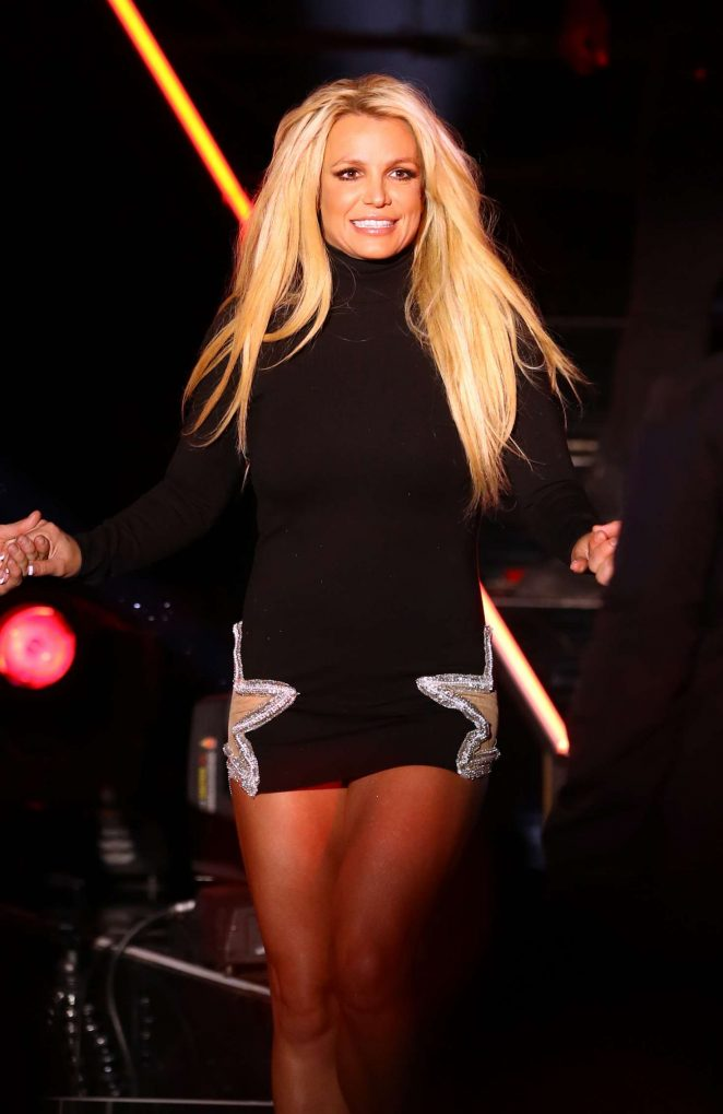 Britney Spears – Performace at 'Britney: Domination' in Las Vegas