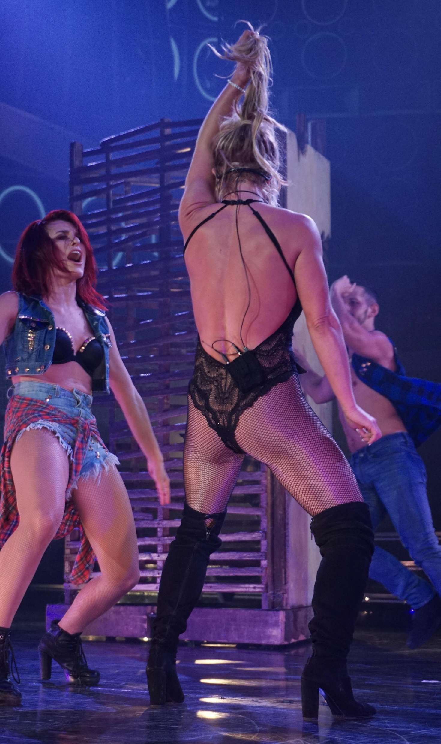 Watch Britney spears performs at axis in las vegas video