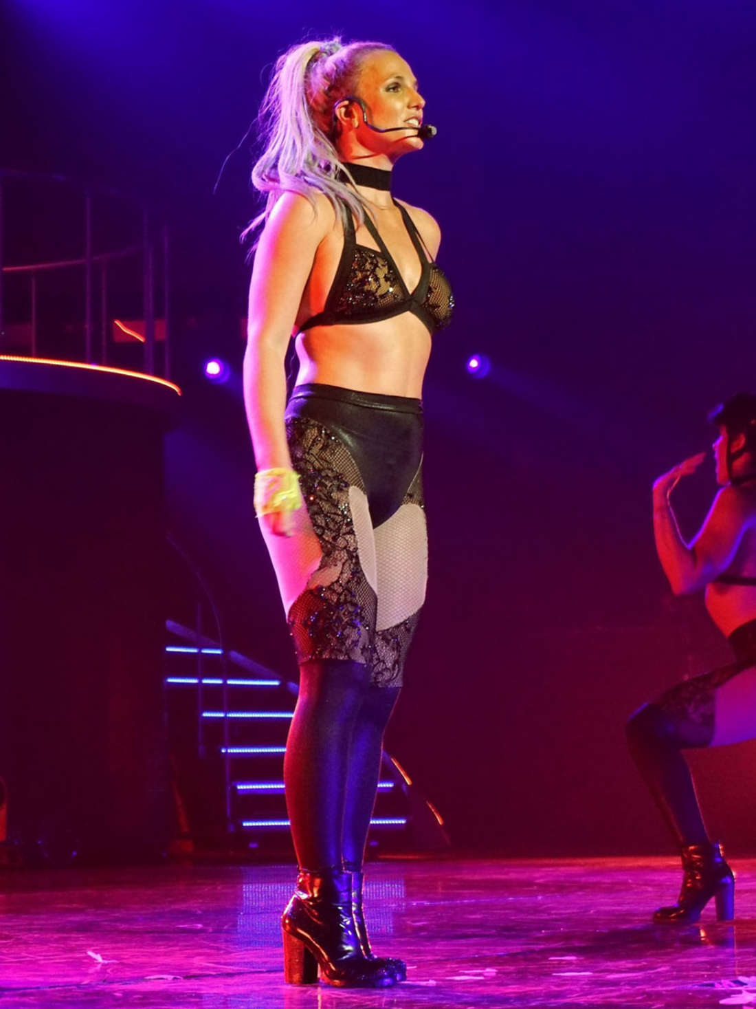 Britney Piece of Me show