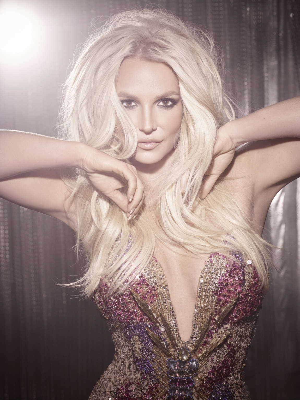 Britney Spears: Piece Of Me Photoshoot 2016 -02 - GotCeleb Britney Spears Vegas