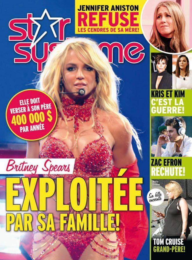 Britney Spears – Star Systeme Cover (September 2016)