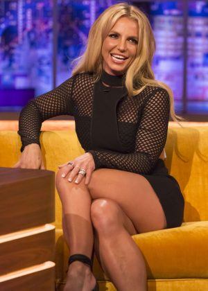 Britney Spears - The Jonathan Ross Show in London