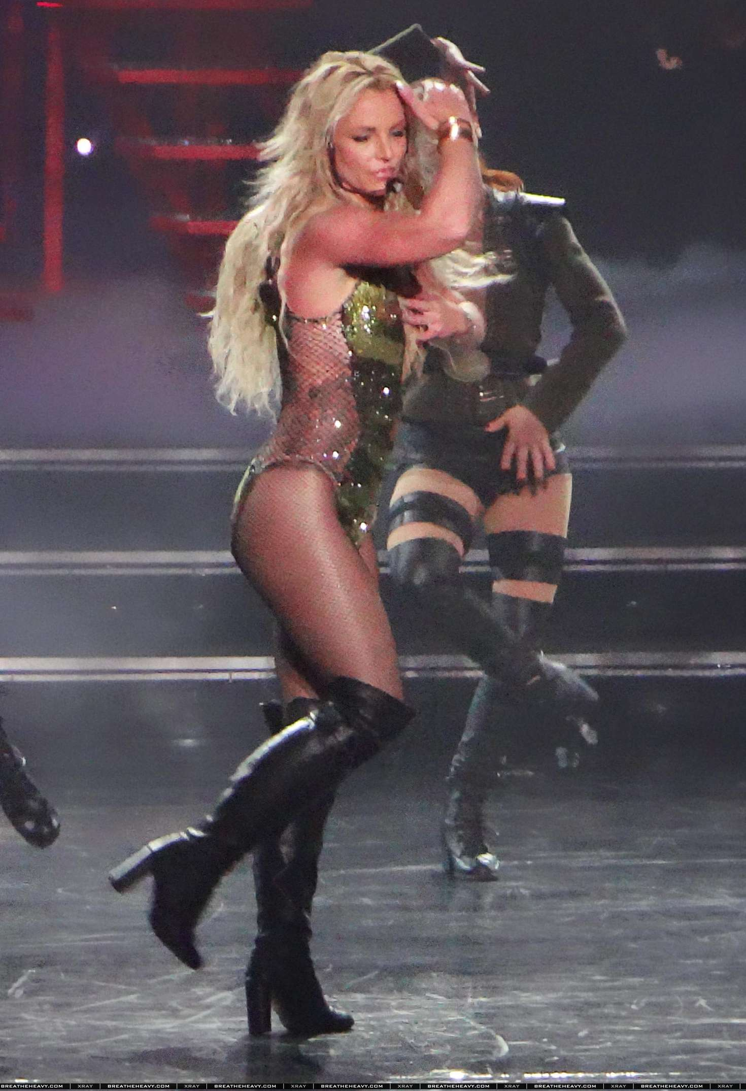 Britney Spears: The Piece Of Me Show in Las Vegas -15 ...