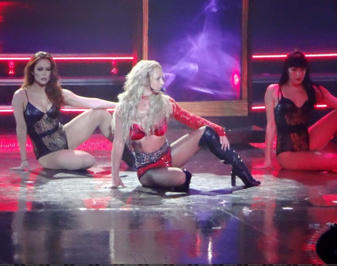 Britney spears las vegas payday