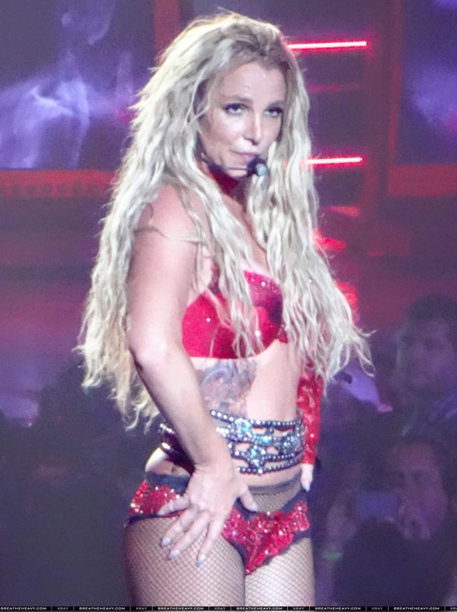 Britney Spears - The Piece Of Me Show in Las Vegas