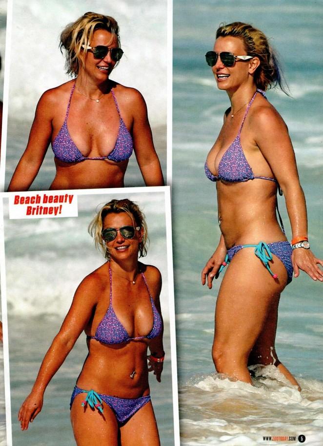 Britney Spears – ZOO Magazine (November 2015)