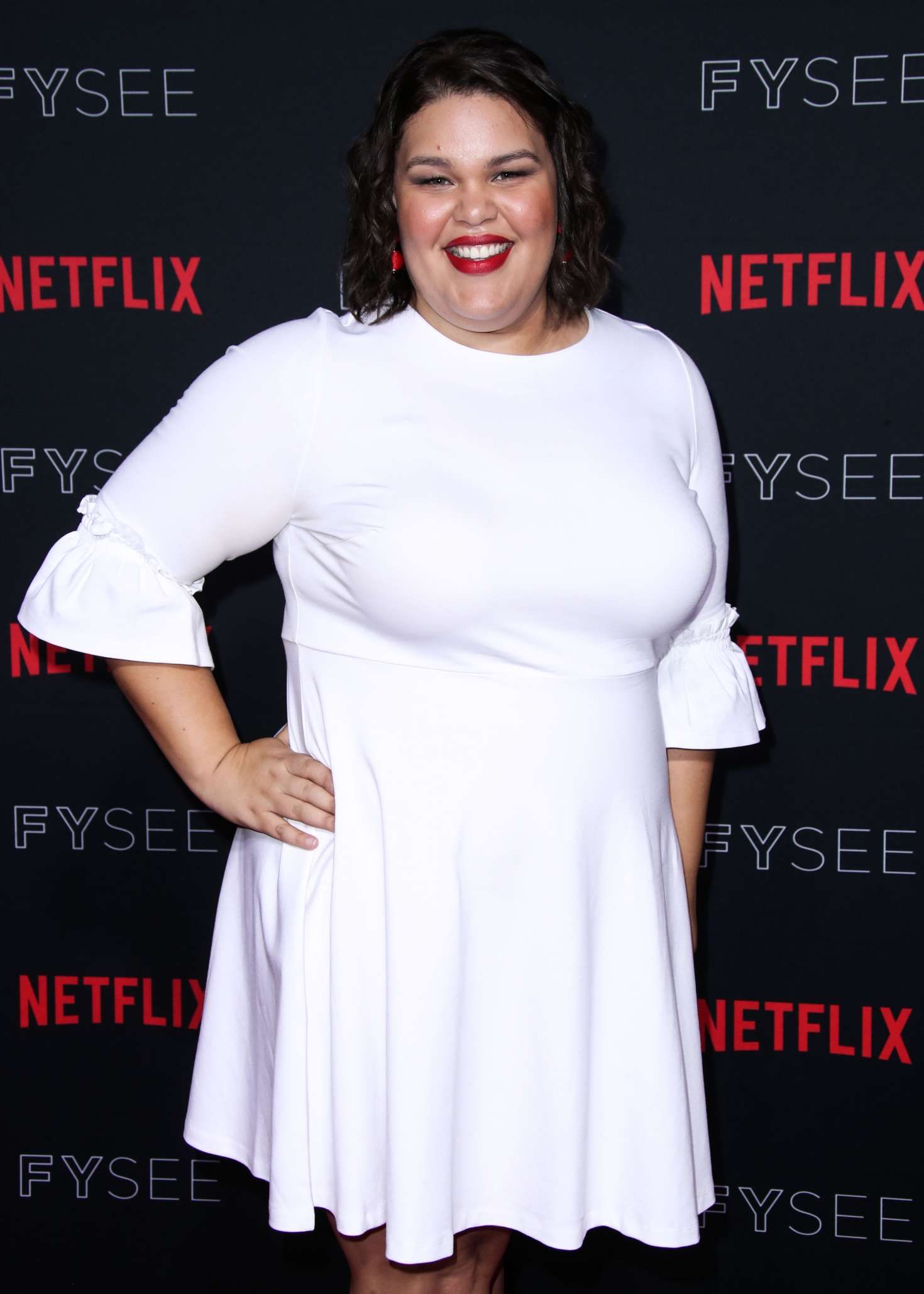Britney Young - Netflix FYSee Kick-Off Event in Los Angeles