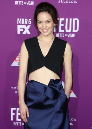 Britt Lower - 'Feud: Bette and Joan' TV Series Premiere in Los Angeles