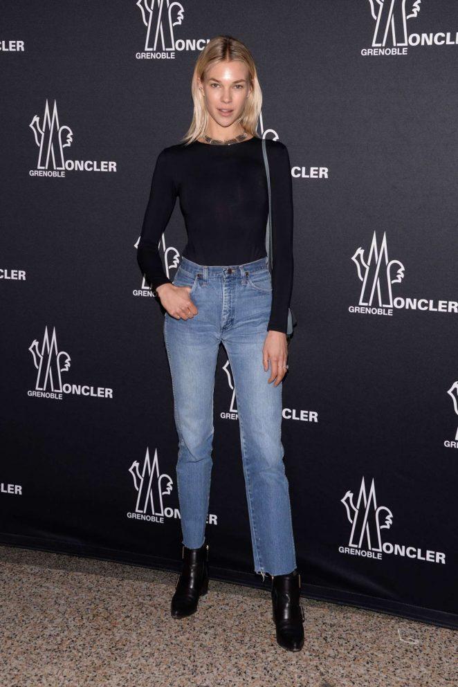 Britt Maren – Moncler Grenoble Show at 2017 NYFW in New York
