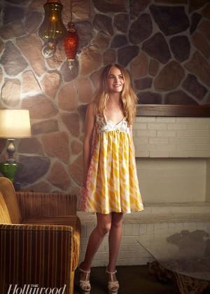 Britt Robertson – Hollywood Reporter Photoshoot (March ...