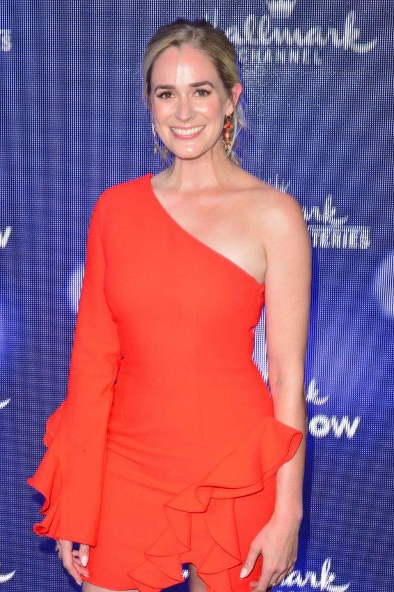 Brittany Bristow - Hallmark Channel Summer 2019 TCA Event in Beverly Hills