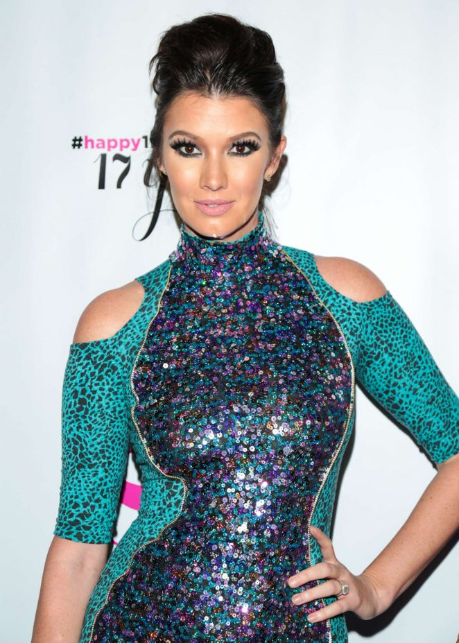 Brittany Brower - SU Magazine's 17th Anniversary Celebration in Hollywood