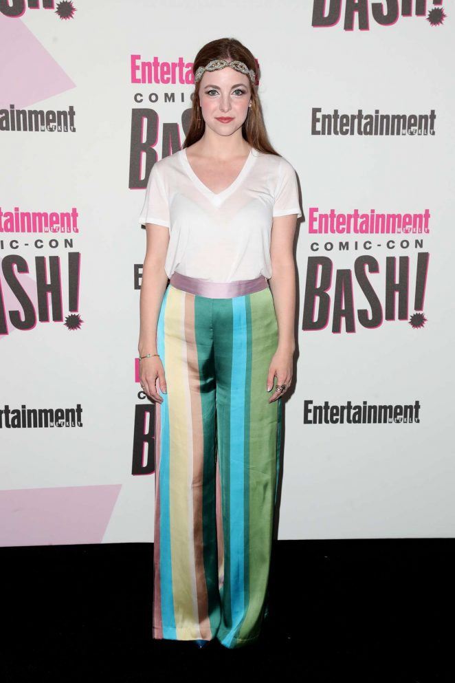 Brittany Curran - 2018 Entertainment Weekly Comic-Con Party in San Diego