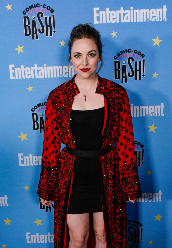 Brittany Curran - 2019 Entertainment Weekly Comic Con Party in San Diego