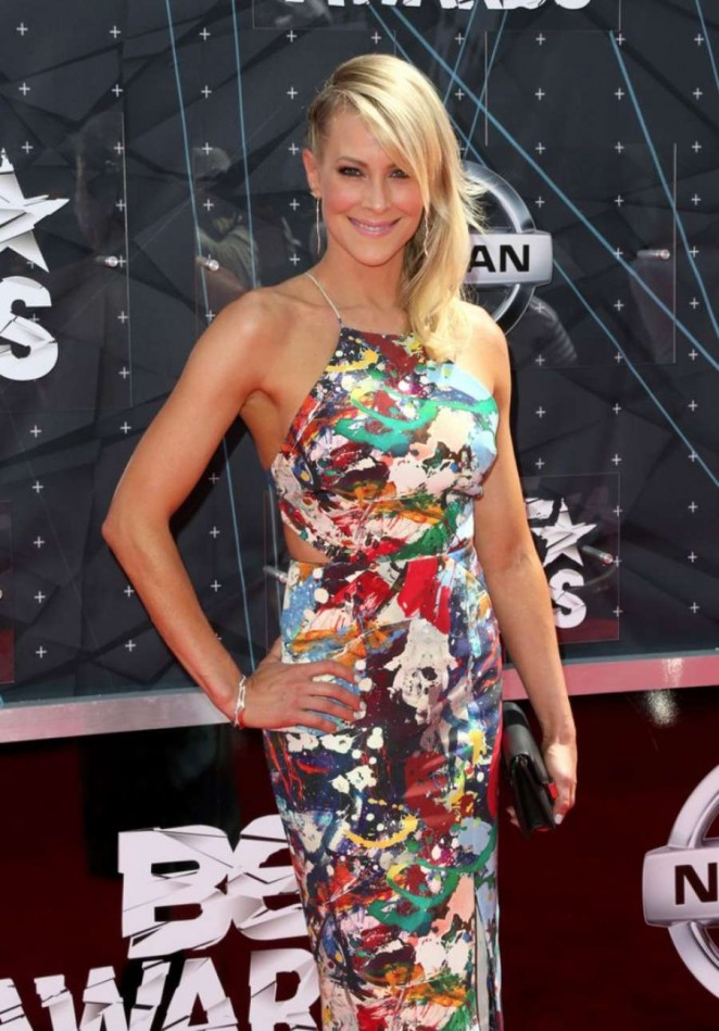 Brittany Daniel: 2015 BET Awards -04