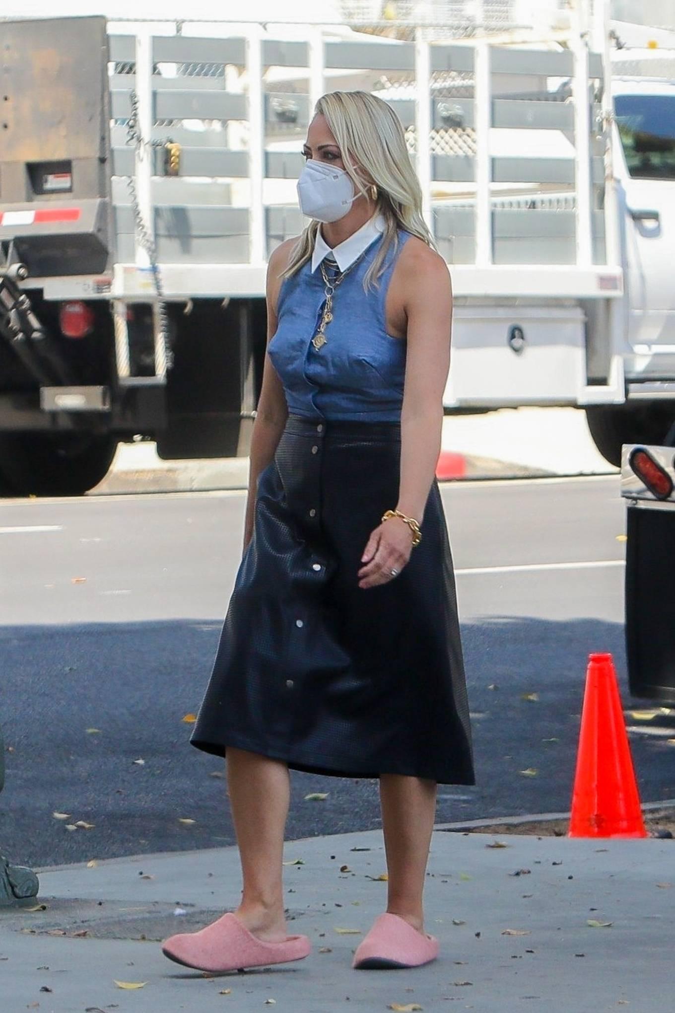 Brittany Daniel 2021 : Brittany Daniel – Cheaper by the Dozen set in Downtown Los Angeles-01