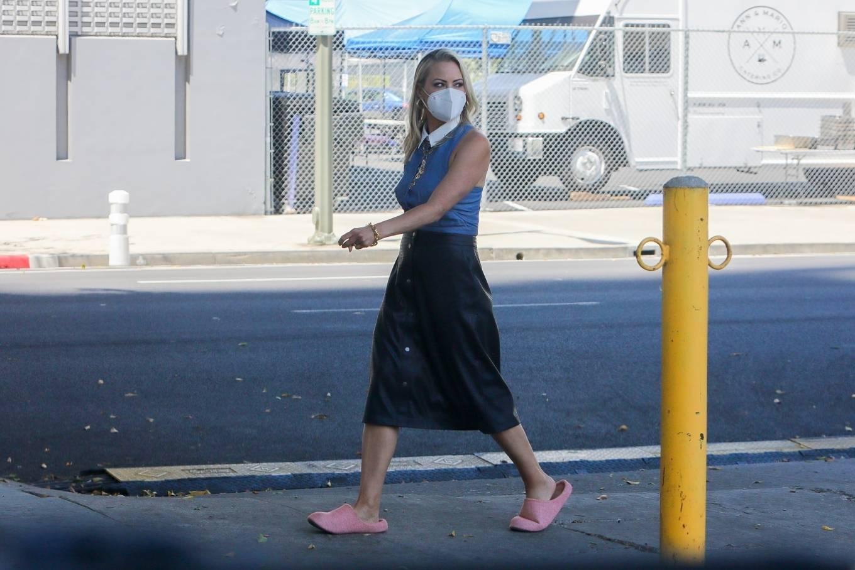 Brittany Daniel 2021 : Brittany Daniel – Cheaper by the Dozen set in Downtown Los Angeles-03