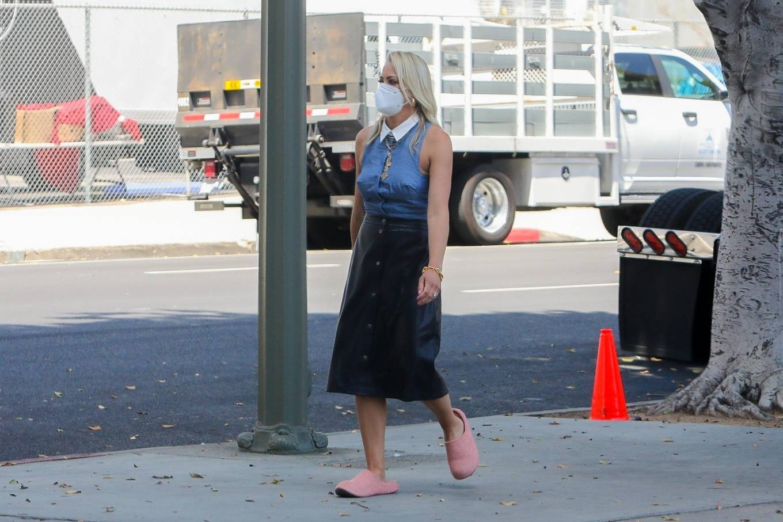 Brittany Daniel 2021 : Brittany Daniel – Cheaper by the Dozen set in Downtown Los Angeles-07