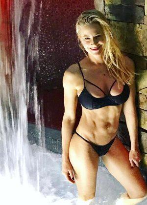 Brittany Daniel in Bikini - Instagram pic