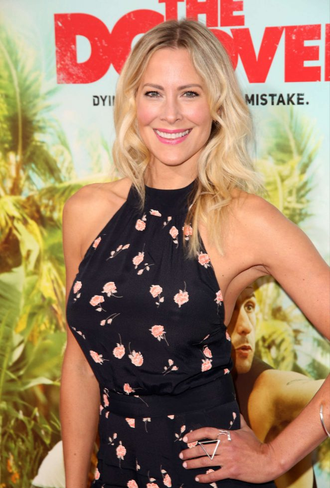 Brittany Daniel – 'The Do Over' Premiere in Los Angeles