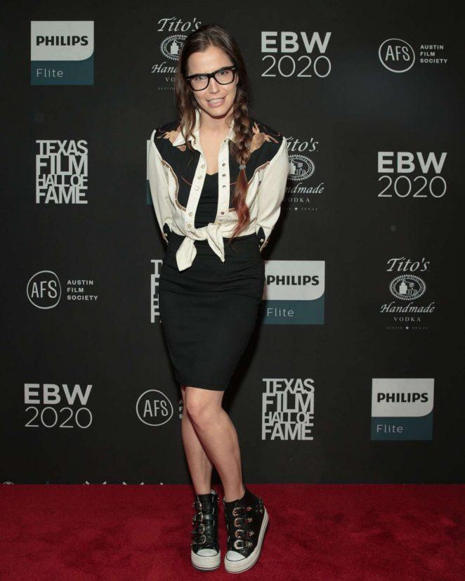 Brittany Eustis - Texas Film Awards 2017 in Austin