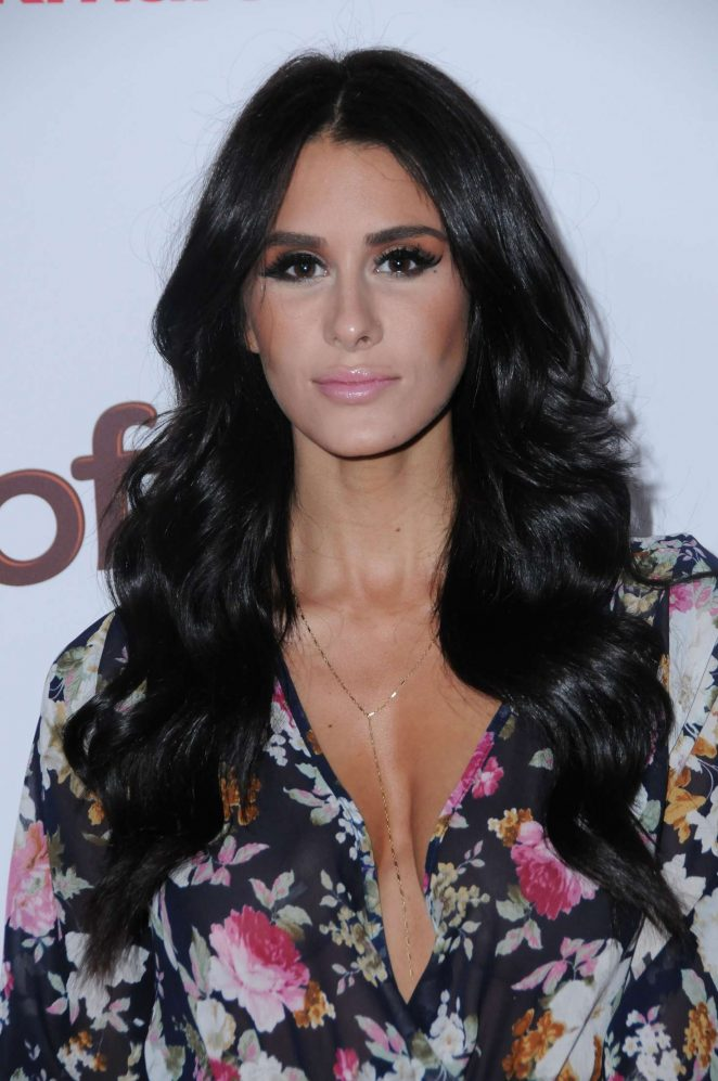 Brittany Furlan - OK! Magazine's Pre-Oscar Party in Los Angeles