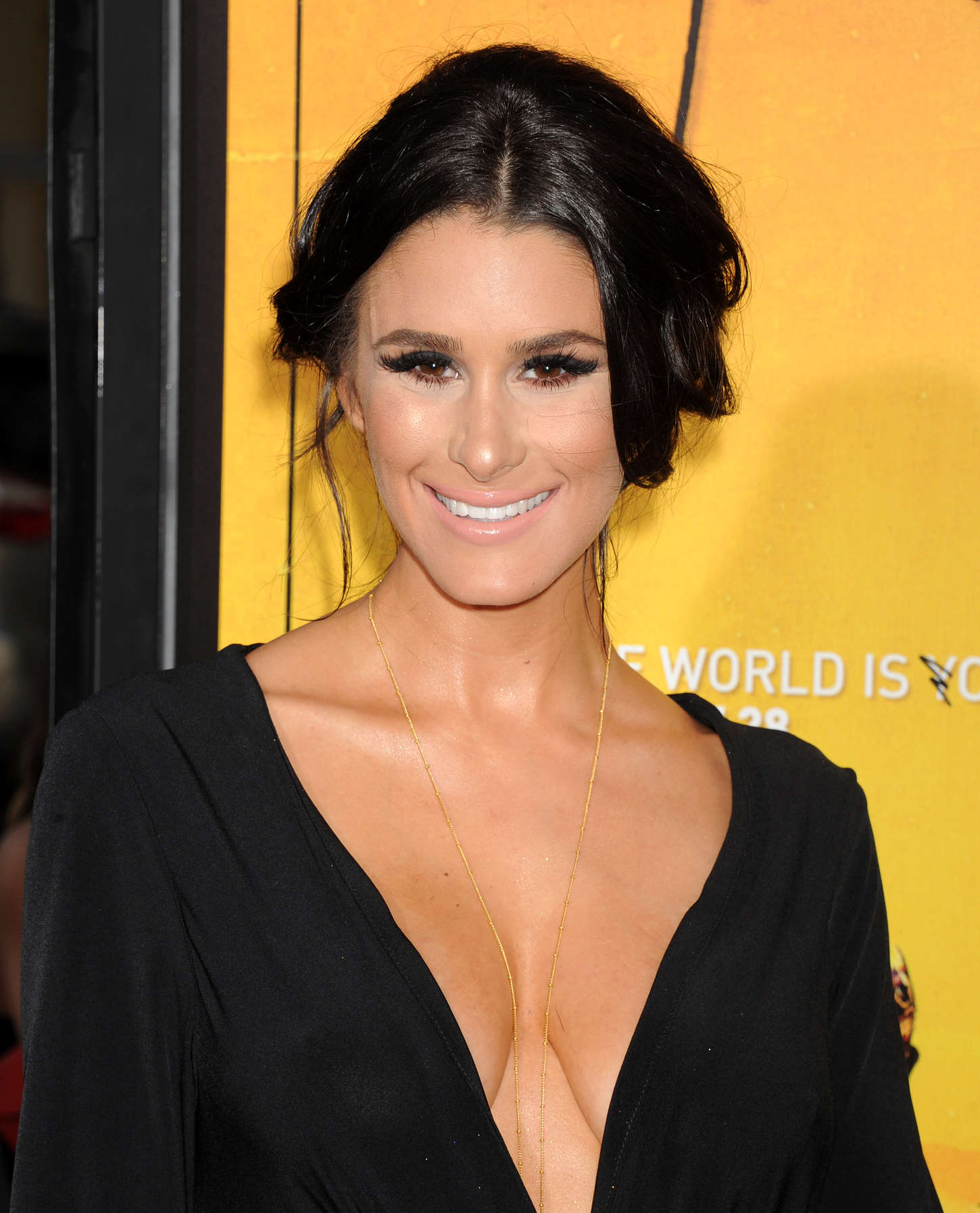 Brittany Furlan We Are Your Friends La Premiere 10