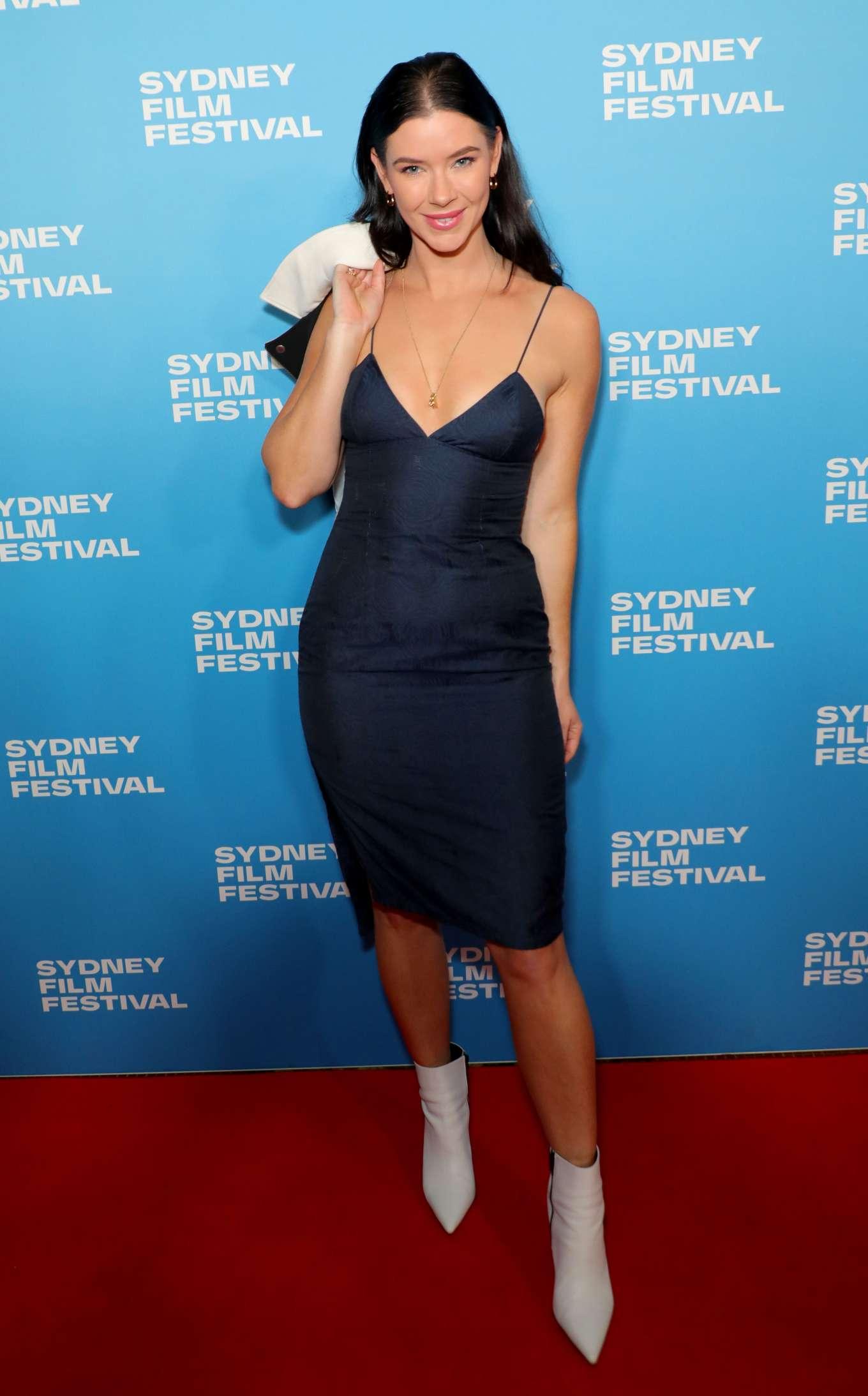 Brittany Hockley - 'Yesterday' Premiere at 66th Sydney Film Festival