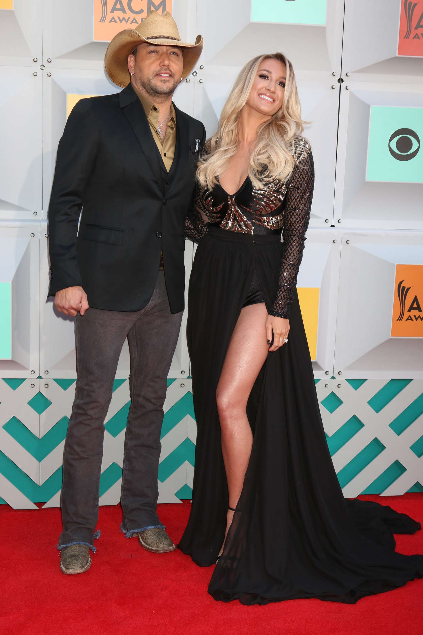 Brittany Kerr - 2016 Academy of Country Music Awards in Las Vegas