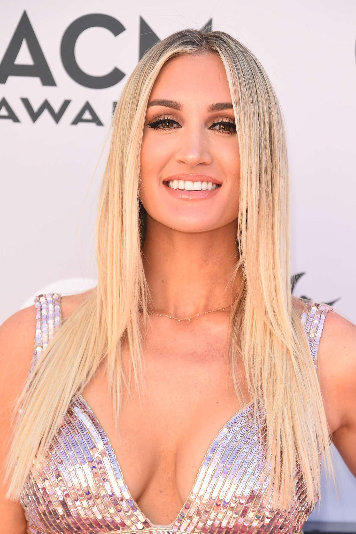 Brittany Kerr - 2017 ACM Awards in Las Vegas