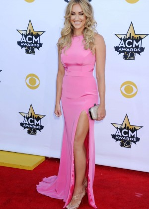 Brittany Kerr - 2015 Academy Of Country Music Awards in Arlington