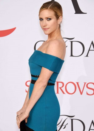 Brittany Snow - 2015 CFDA Fashion Awards in NYC