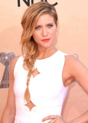 Brittany Snow  - 2015 iHeartRadio Music Awards in LA